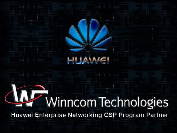 HUAWIE Enterprise Networking CSP Program Partner